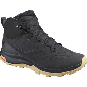 Salomon Outsnap CSWP Schoenen Heren, black/ebony/gum1a